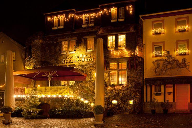 Restaurant + Weinhaus Römerburg